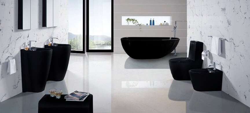 Black Toilets Should You Buy One The Shiny Home